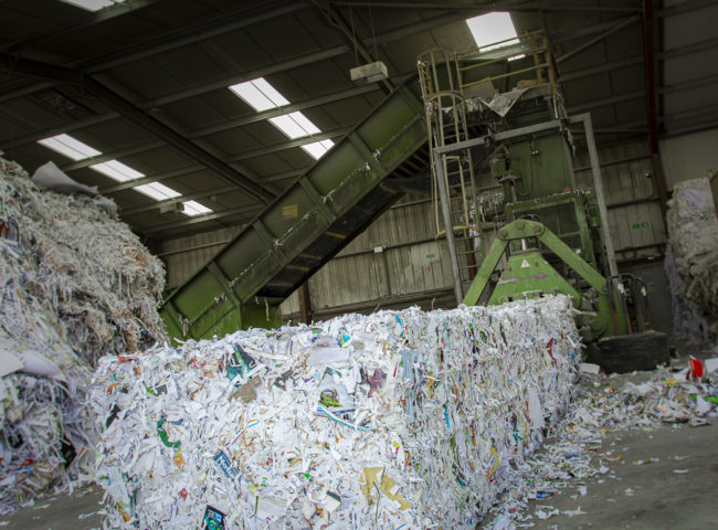 SD Waste-Paperrecycling