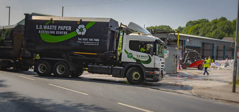 SD Waste-Class 1 Driver