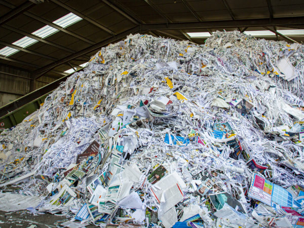 Paper-recycle
