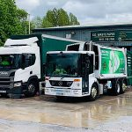scania addition to the SD Waste fleet